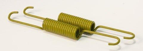 Spring Adjuster Screw (Tekonsha 5407 Axel Adjusting Screw Spring)