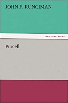 Book Purcell (TREDITION CLASSICS)
