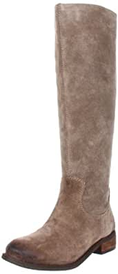 DV by Dolce Vita Women's Lilli Knee-High Boot,Taupe Suede,9 M US