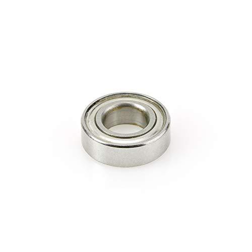 - Amana Tool - 47713 Metric Steel Ball Bearing Guide 16mm Overall Dia x 8mm Inner Dia x 5mm