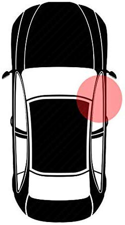 Juego de reparaci/ón para regulador de Ventana Delantera Derecha BMW E46 AUTO ZH