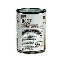 Ross Carbohydrate Free RCF Soy Formula Base with Iron, Concentrated Liquid - 13 Oz / Can, 12 ()