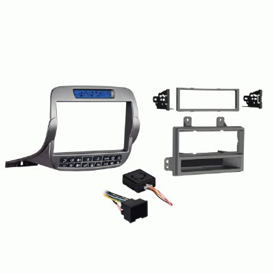 Slc Base (METRA 99-3010S-LC - Radio Installation kits - CHEVY CAMARO BASE MODEL 2010-UP DIN/DDIN (99-3010S-LC))