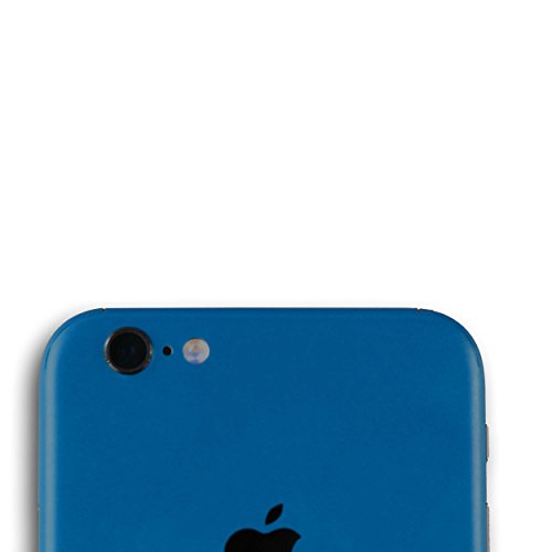 AppSkins Rückseite iPhone 6s Full Cover - Color Edition blue
