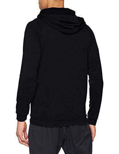 465 Dry Fleece Capuche Veste Nike Homme Full schwarz Zip Noir qgZnRz