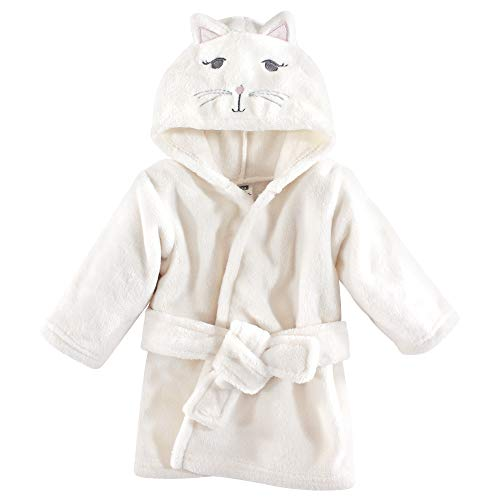 Hudson Baby Soft Plush Baby Bathrobe, ()
