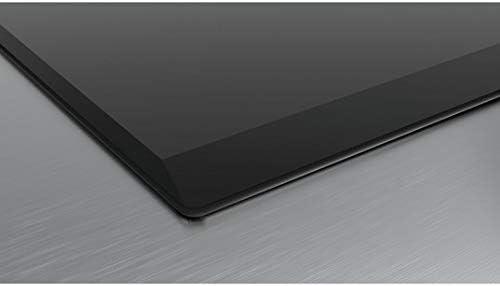 Noir, Int/égr/é, C/éramique, Verre-c/éramique, 1200 W, Rond Siemens ET651FFP1E plaque Noir Int/égr/é C/éramique Plaques