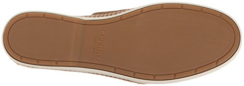 Shoe Ivy Coil Top sider Women's Sperry Boat Tan Perf x0Pan