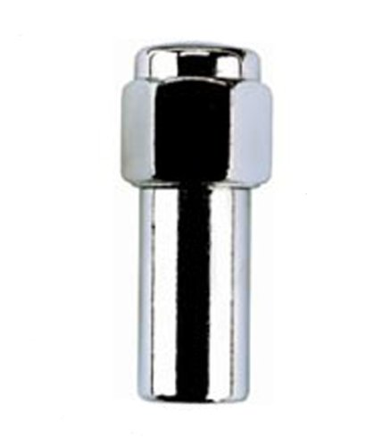 White Knight 8852-4 Chrome Extra Long Mag Lug Nut - 4 Piece]()