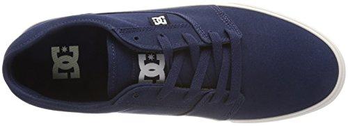 Sneaker DC White Shoes Tonik Navy wwqfxXBTS