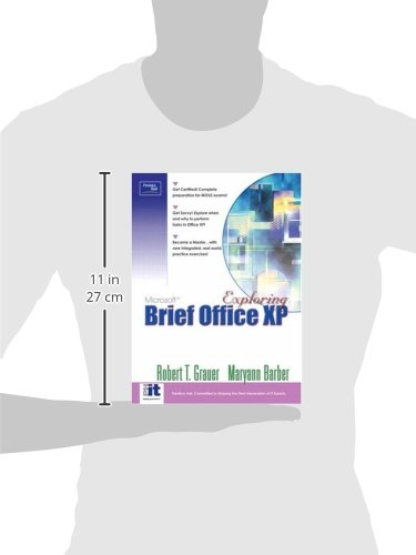 Exploring Microsoft Office XP Professional, Brief