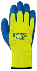 (Ansell 206422 7 Powerflex Natural Rubber (012-80-400-7) Category: Coated Gloves)