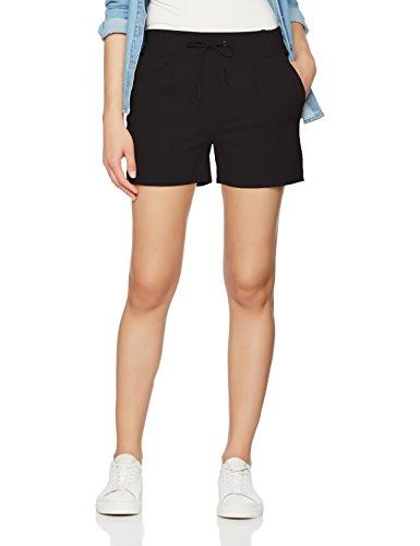 Nero Black Onlpoptrash Easy Shorts Noos Donna Pantaloncini Only Yq7Zw0Z