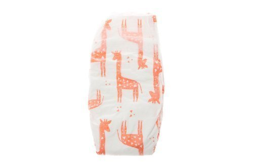 Price comparison product image The Honest Company Disposable Baby Diapers,  Multi Colored Giraffes,  Size 3,  34 Count