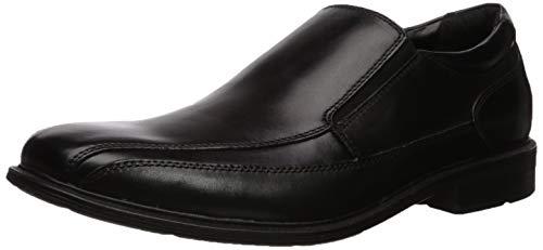 Kenneth Cole New York Men's Len Slip On Loafer, Black, 10 M US