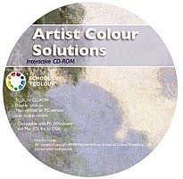 Artist Color Solutions: Interactive Cd ROM