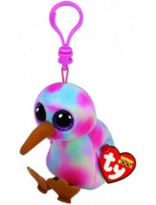 Amazon.com: Ty Beanie Boos Kiwi Bird, Keyclip!: Toys & Games