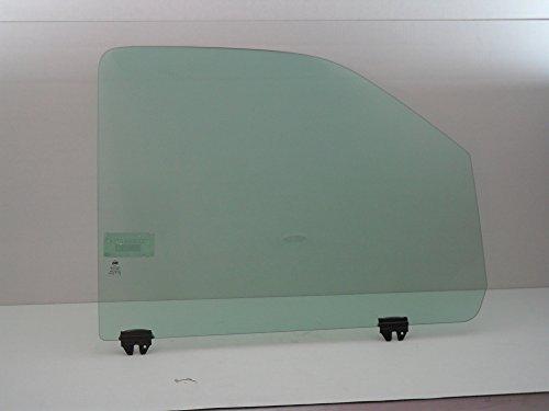 NAGD for 1996-2018 Chevrolet Express Van & Extended Van 1500 2500 3500 Passenger/Right Side Front Door Window Replacement Glass