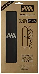 All Mountain Style AMS High Impact Frame Guard Basic – Protects Your Bike from Scratches and dings
