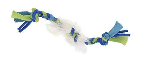 Product image of Bunny Braided Fleece Tug -- SMALL