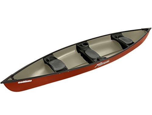 Sun Dolphin Mackinaw Canoe (Hazelnut, 15'6')