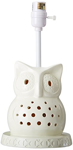 Lolli Living Lamp Base, Owl (Discontinued by Manufacturer) by Lolli Living