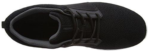 Homme Fitness Chaussures Romanetti Black de Trespass Noir w4PBq7x
