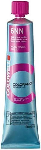 Goldwell COLORANCE Cover Plus Tube 7-NN - Tinte de coloración ...