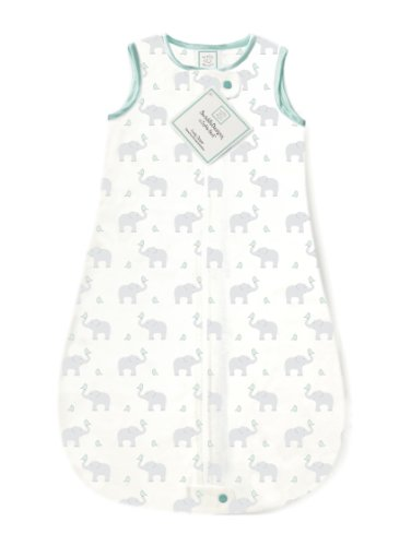 SwaddleDesigns-Cotton-Sleeping-Sack-with-2-Way-Zipper-Made-in-USA-Premium-Cotton-Flannel-Elephant-and-SeaCrystal-Chickies-12-18MO