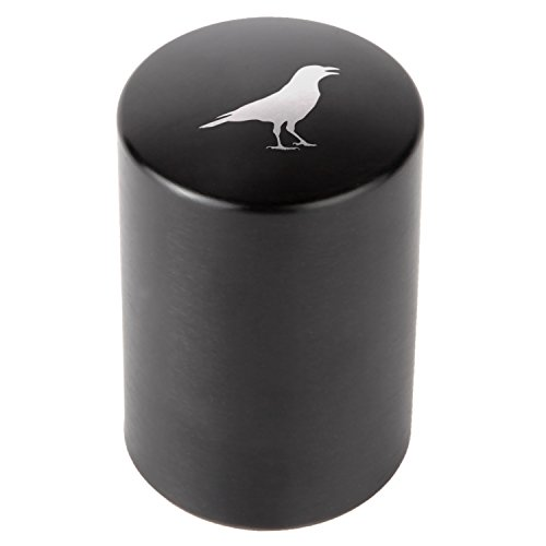 Crow Automatic Bottle Opener - Laser Etched Design - Bottle Opener With Catcher - Fast Bottle Opener For Parties, Events Or Everyday Use by Modern Goods Co (Image #3)