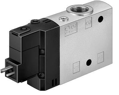 Festo 163808 Model CPE24-M2H-3OL-3/8 Solenoid Valve