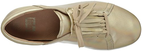 Trainers Gold II™ Sporty Ladies F Gold Fringe Fitflop Leather Iridescent zS1Ynx
