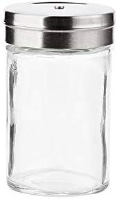 Jltx-my キッチンスパイスストレージボトルジャー透明PP塩コショウクミンパウダーボックスセットキッチンガジェットスパイスボトル調味料ボックス