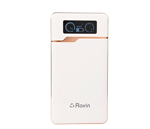 Ravin 9000 mAh Power Bank EP-09001 with Digital Indicator  Amazon.in ... 816a6bc26e