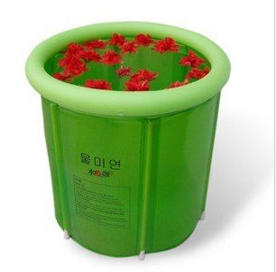 Amazon.com: Folding bathtub, Portable bathtub, Plastic bathtub ...