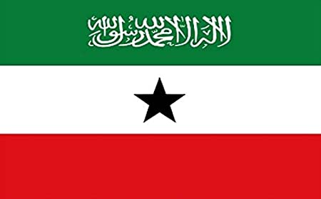 Amazon Com Perfectflags Somaliland Flag 5ft X 3ft Large 100 Polyester Metal Eyelets Double Stitched Garden Outdoor