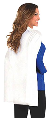 Amscan Cape, Party Accessory, White