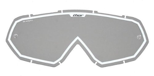 Thor Youth Enemy Goggle Lens Clear/White 2602-0151