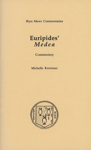 Medea (Bryn Mawr Commentaries, Greek) (Ancient Greek and English Edition)