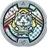 【妖怪メダル】限定)ダイヤニャン/ホロ(グレー)/妖怪ウォッチ