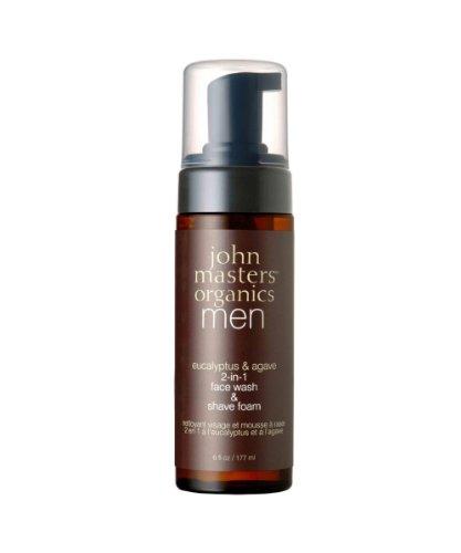 John Masters Facial Cleansing Wash for Men 7m/6oz