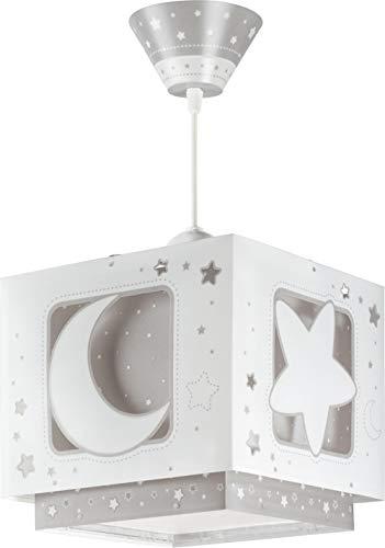 Lámpara Colgante Diseño Luna Decoración Infantil