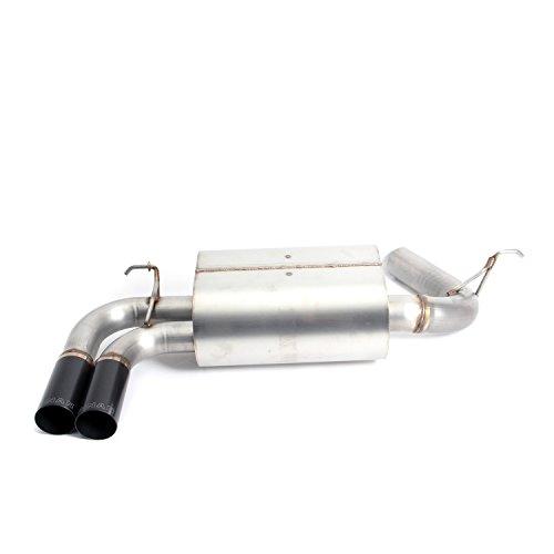 Dinan D660-0046-BLK Exhaust Muffler Assembly ()