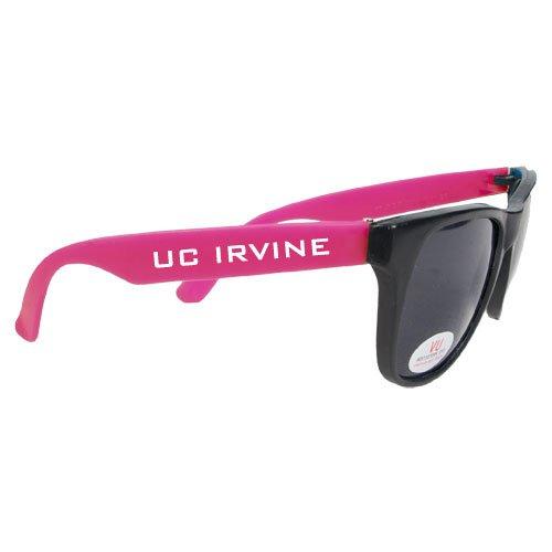 UC Irvine Black/Hot Pink Sunglasses 'UC - Irvine Sunglasses