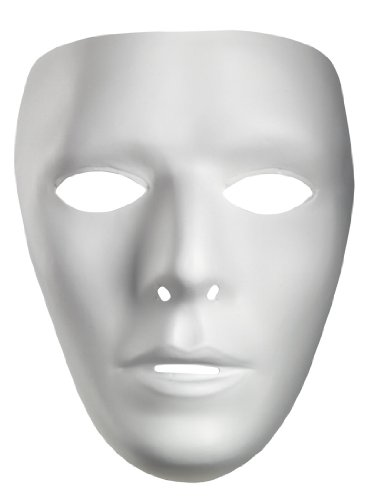 Disguise Blank Male Mask