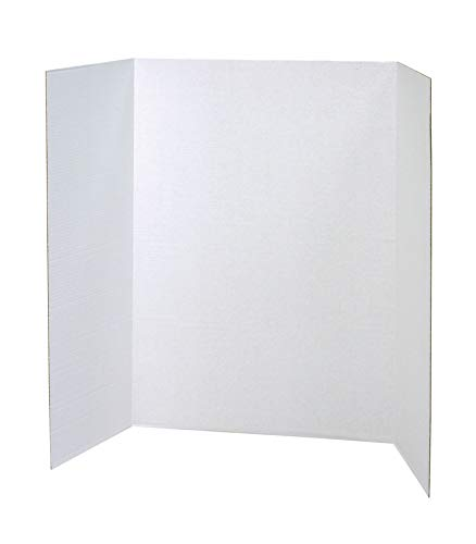 Walled Presentation Board - Pacon Single Wall Presentation Board, 48