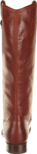 Wide Button Melissa Vintage Women's Smooth Calf FRYE Cognac Boot 77167 Leather wfgAEwqxX