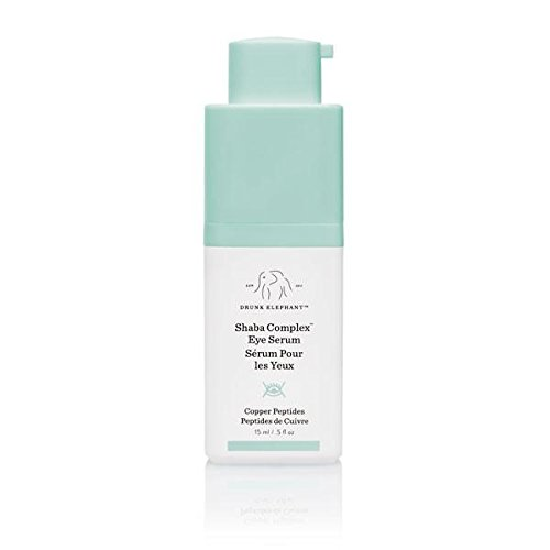 Drunk Elephant Shaba Complex Eye Serum - Anti Aging Wrinkle Serum for Dark Circles (15 ml / .5 fl oz) by Drunk Elephant (Image #3)