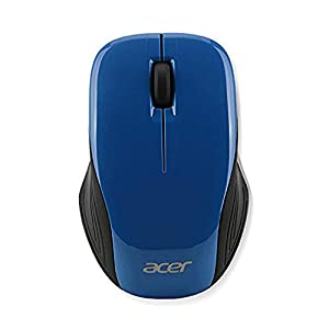Acer Wireless 2.4GHz Optical Mouse - Indigo Blue