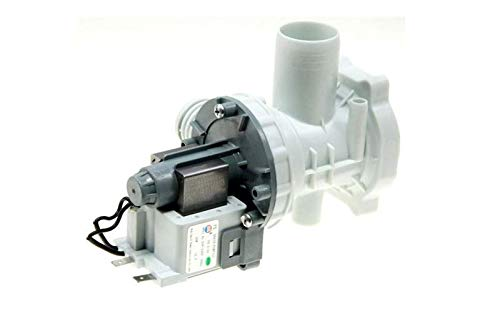 Bomba de desagüe con filtro para lavadora Oceanic de 2 a 35 mm ...